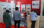 Tecnofiliere stand at the Indian Ceramics